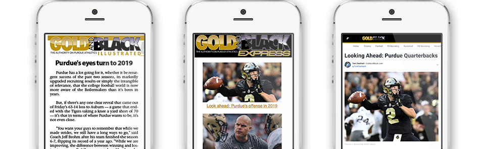 Gold and Black Express